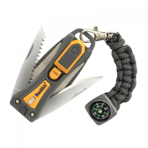 SMITHS 10-N-1 SURVIVAL MULTI-TOOL BILEY APARAT